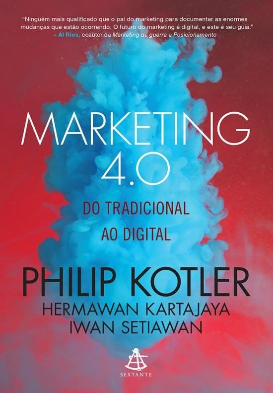 Livro Marketing 4.0